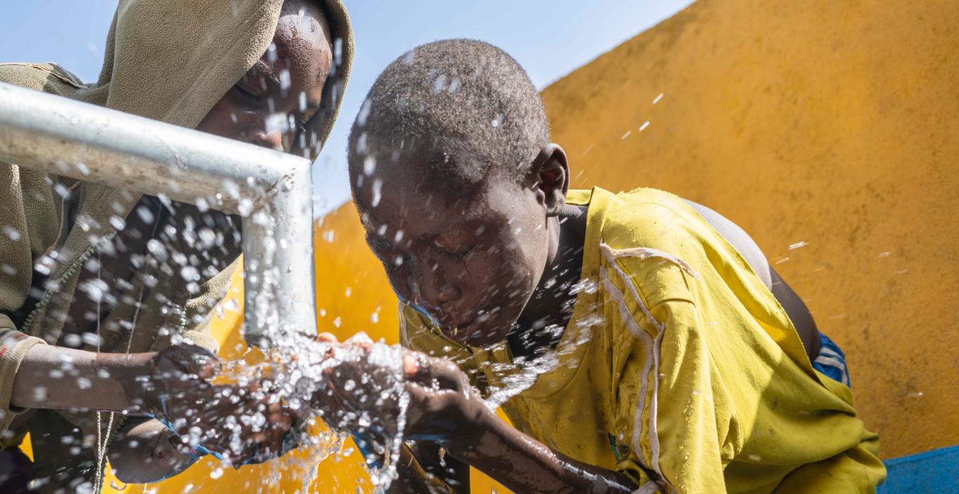Generosity Global - Clean Drinking Water