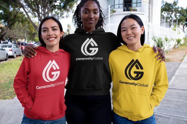 Generosity Global Hoodies