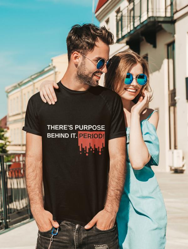 GenerosityWomen Unisex T-shirt with a purpose