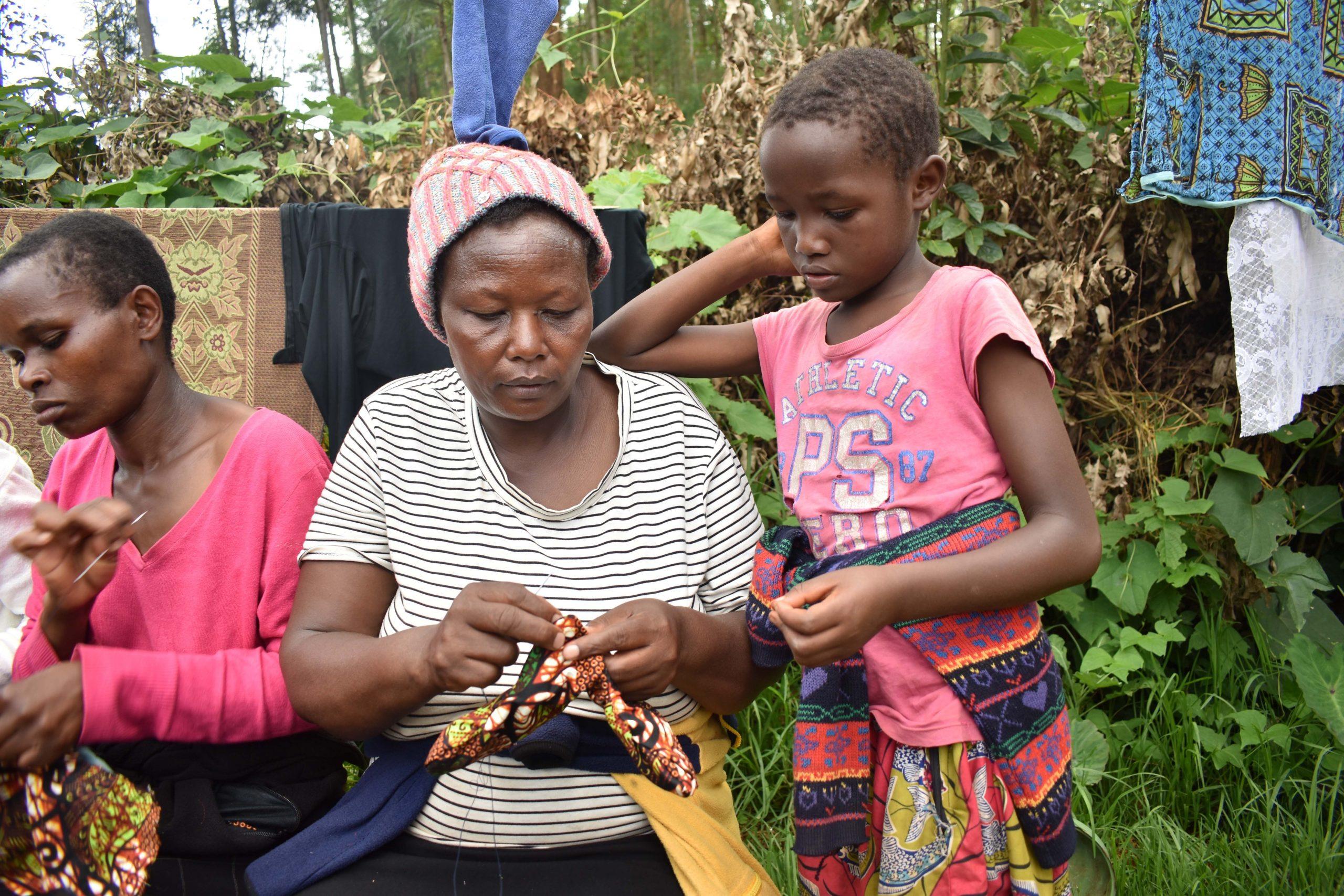 Generosity Women - sewing reusable pads